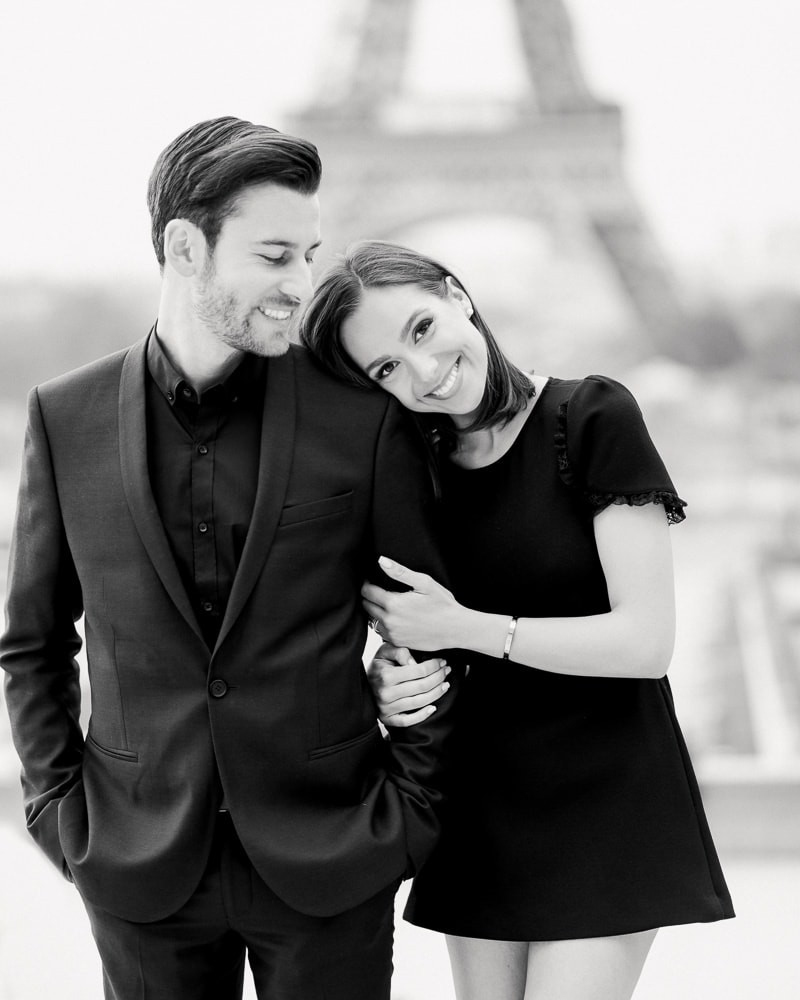 1 Molly & Edouard - testimonial about Paris photo shoot with The Paris Photographer - 2 hours collection