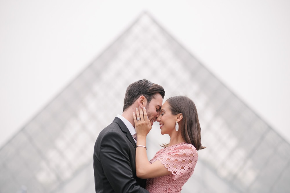 Couple photoshoot ideas - The cute close-up
