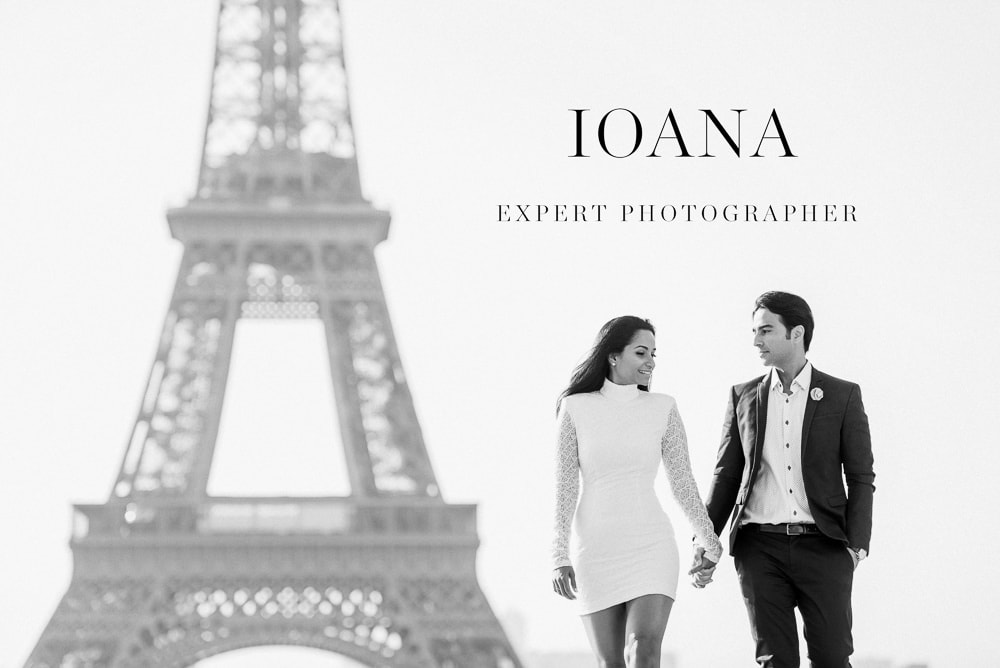 Ioana - Expert photographer at The Paris Photographer